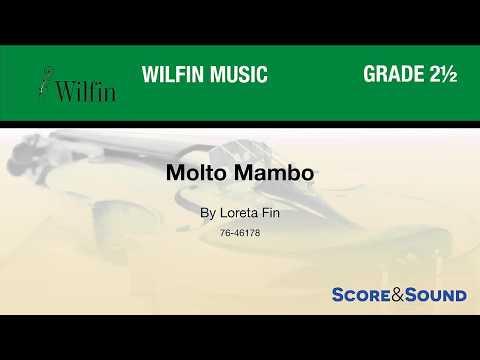 Molto Mambo, by Loreta Fin – Score & Sound