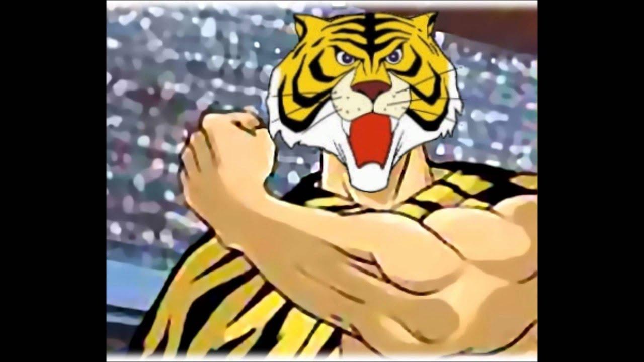 uomo tigre video