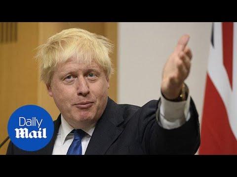 Boris Johnson tells EU to put