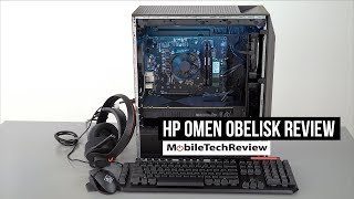 HP Omen Obelisk Review - NVIDIA RTX 2080