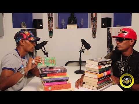 Red and Blue Pill speak on Lord Jamar, The BookPhone Challenge, and Making 'Being Smart' Cool Again