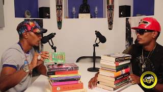 Red and Blue Pill speak on Lord Jamar, The BookPhone Challenge, and Making Being Smart Cool Again