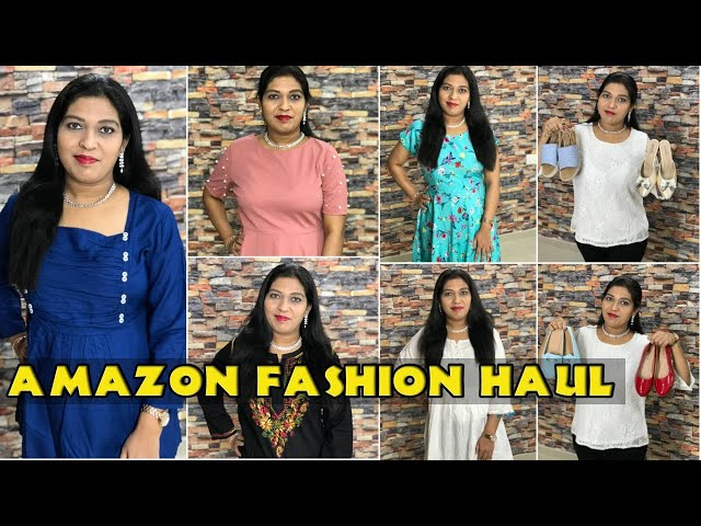 Beautiful Footwear & Tops Haul /Amazon Haul/ Summer Collections/Online Shopping Review #prititrendz