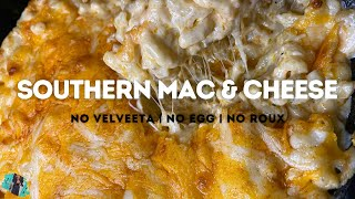 THE BEST BAKED MACARONI AND CHEESE RECIPE  EASY SOUTHERN RECIPE &amp TUTORIAL