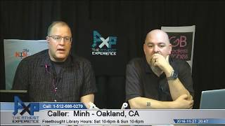 Benefits of Irrational Beliefs | Minh (Theist) - Oakland, CA | Atheist Experience 20.47