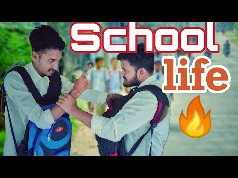 SCHOOL LIFE Part 1 | Comedy Tank | Tutu | Rafik