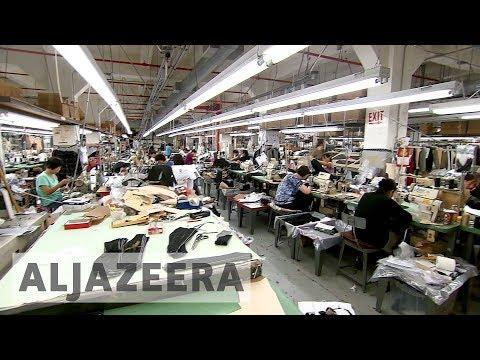 New York City's famous garment district faces relocation