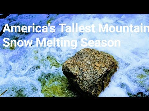 🗽America's Tallest 🗻Mountain 2.5 Hrs. from 🏄LA. Snow Melting Season. Los Angeles Travel Tour