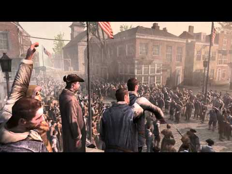 Assassin's Creed 3 - Official PC Launch Trailer [UK]