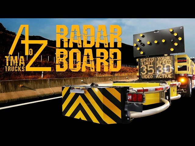 Episode 10 - The Ins and Outs of a Full Matrix Radar Board in a Work Zone │ Royal Truck & Equipment