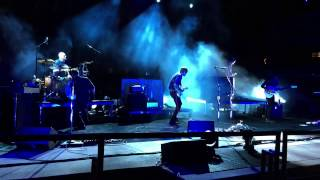 Death Cab For Cutie NEW live - You Are A Tourist - Red Rocks
