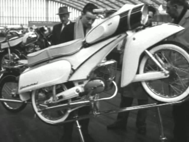 antieke motorfietsen