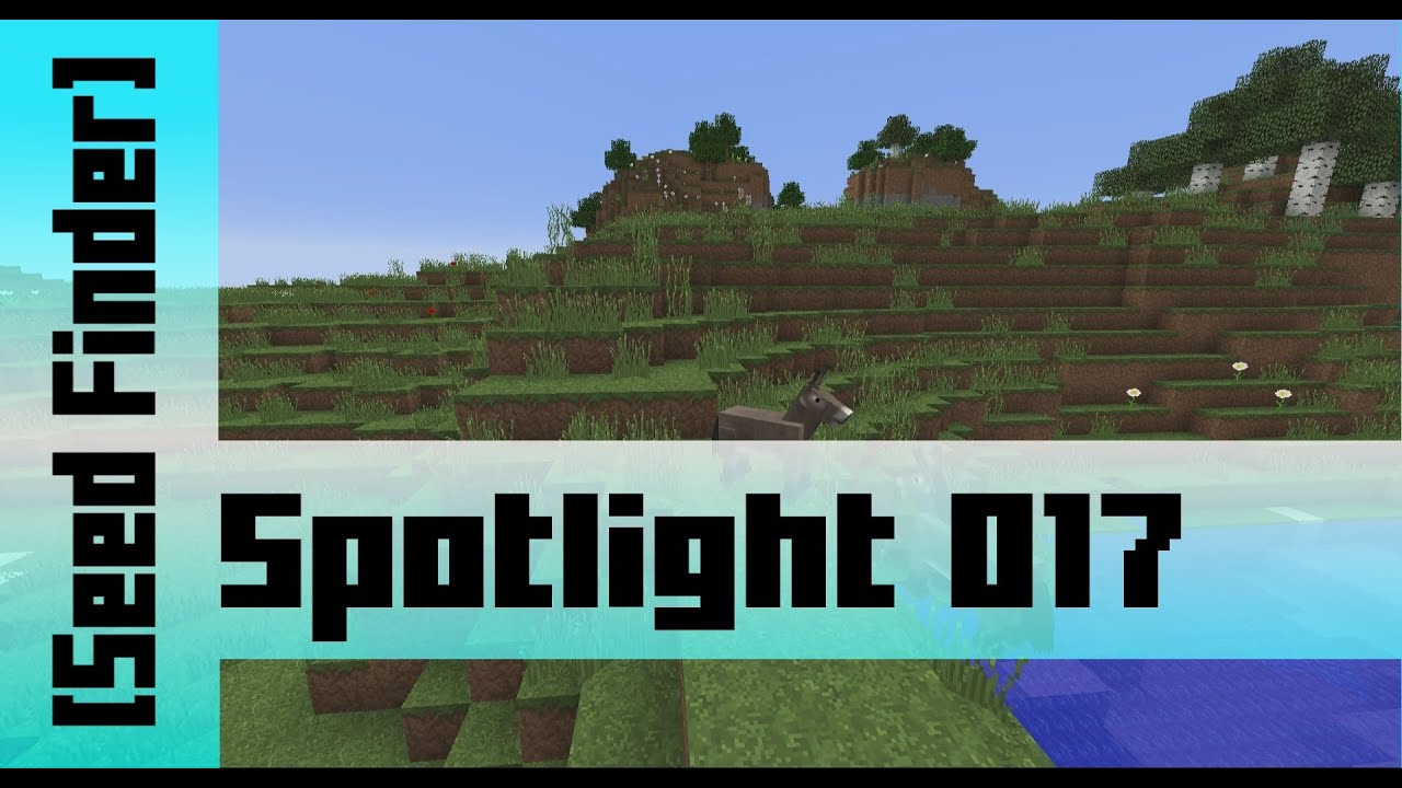 Flower Forest Birch M Roofed Forest Jungle Plains Seed Szpeddy S Minecraft Seed Finder 017 Youtube