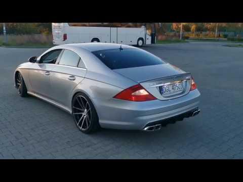 Mercedes CLS 500 AMG W219 Sound Dźwięk