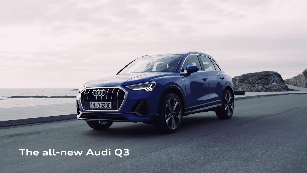 New Audi Q3 | East & West Sussex | Caffyns Audi