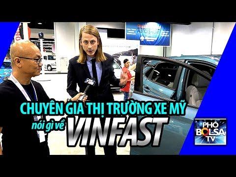 VINFAST: Biên tập viên cao cấp tạp chí xe hơi Mỹ Motor Trend nói gì?
