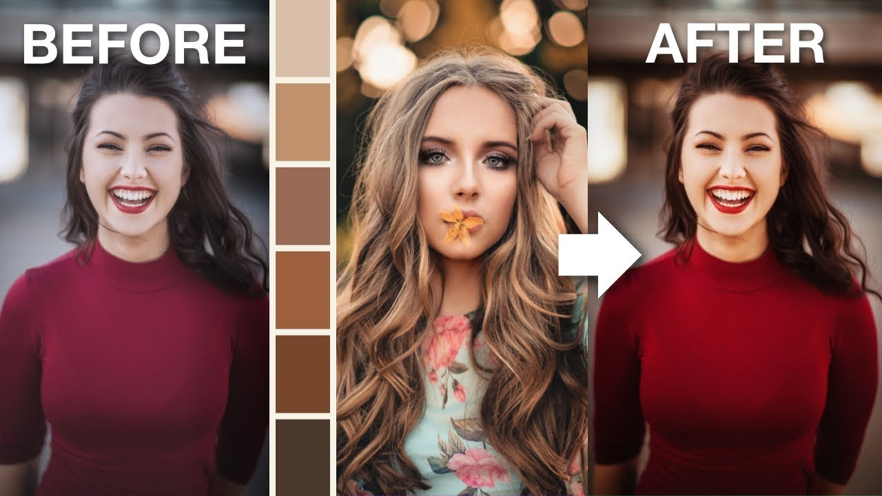 Steal the Color Grading from Any Image with Affinity Photo!