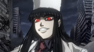 [Live Reaction] Hellsing Ultimate Ep9