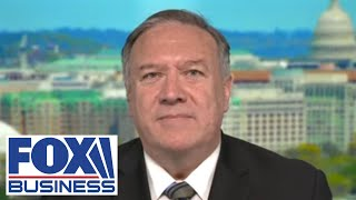 Pompeo on Biden's 'astonishing' response to paying ransom in cyber hack