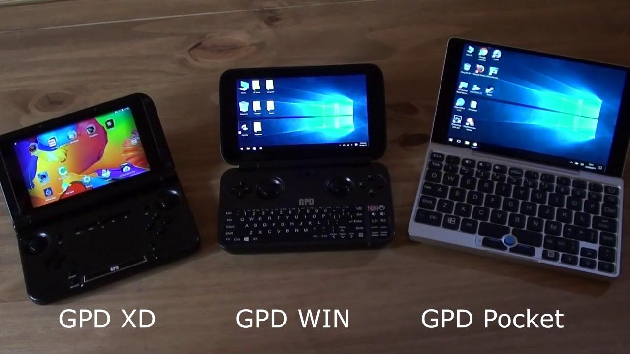 gpd win 2 ds emulator
