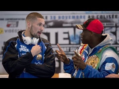 Tony Bellew WELCOMES REMATCH with Adonis Stevenson at Cruiserweight!!!