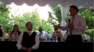 BEST Father of the Bride Speech. Ever.