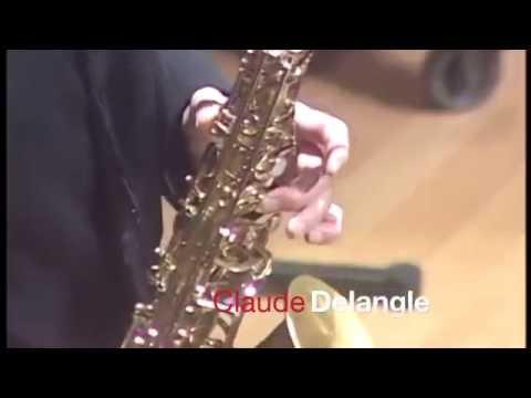 M° Claude Delangle - Il Saxofono nella Tradizione Colta