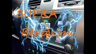 Radio UAZ Patriot. Muvaffaqiyatsiz ta'mirlash.