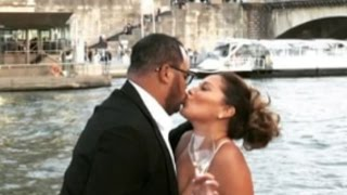 Adrienne Bailon Engaged to Israel Houghton IG video