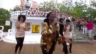 Boney M  feat  Liz Mitchell   Brown Girl In The Ring ZDF Fernsehgarten   18 MAY 2014