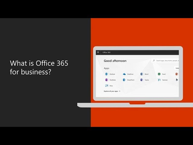 5 Reasons Your Business Needs Office 365 Today