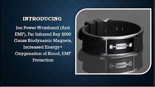 EMF Protection Wristband (Anti EMF 2020)