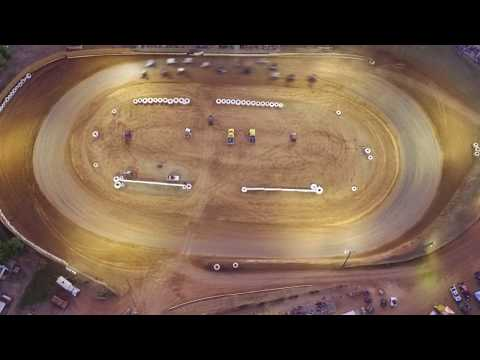 Placerville Speedway, 100 Placerville Drive, Race track at the El dorado County Fairgrounds