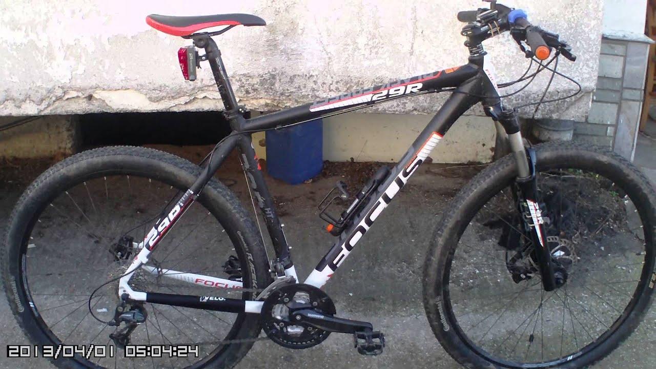 29er Mountain Bike >> Focus black forest 29R 27G 2013 - YouTube