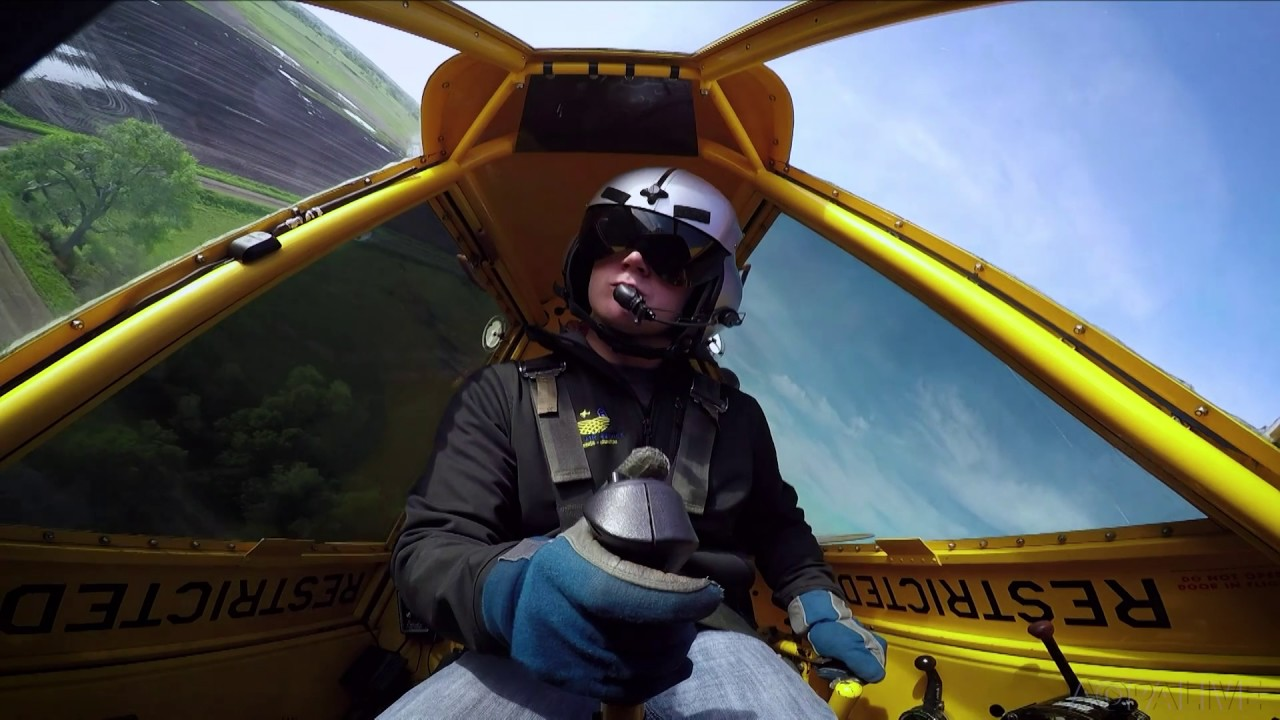A Day in the life of an Ag Pilot