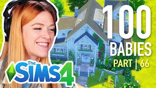 Single Girl Picks A Fan's House For Her 100 Babies In The Sims 4   Part 66