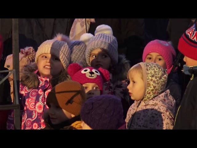 Vánoční vystoupení - Bosonohy 2019