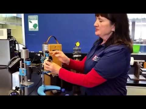 How to measure Durometer on a Roller