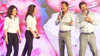 Chiyaan Vikram Superb Speech at Varma Teaser Launch | Vikram | Director Bala |  Adithya Varma