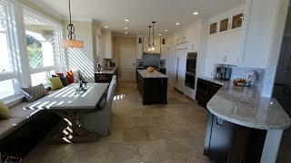 Transitional Design Build Kitchen Remodel With Custom Cabinets In Yorba Linda Orange County By Aplus