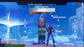 Stream | FORTNITE Sauver Le Monde Morne La Vallée 40