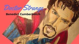 Doctor Strange - Speed Drawing