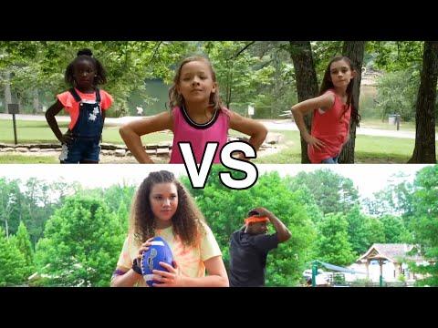 Haschak Sisters And MattyB VS Funniflix (PART 2)