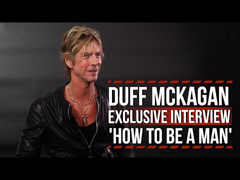 Duff McKagan Teaches You 'How to Be a Man'
