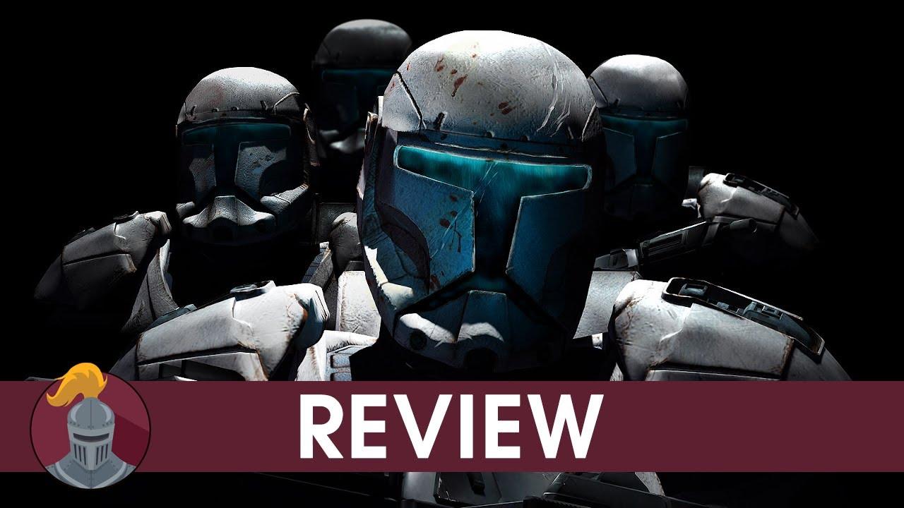 star wars republic commando review youtube. Black Bedroom Furniture Sets. Home Design Ideas