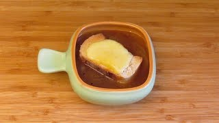 Onion Soup Hangover Cure Recipe From 1935