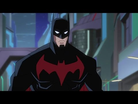 "Batman Unlimited: Animal Instincts - ""Dog Freeway"" Clip"