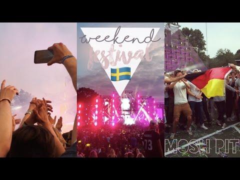 Weekend Festival Sweden 2016 | Mosh pits & Sandstorm