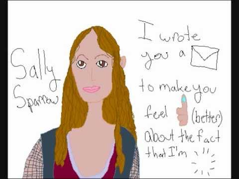 Blink: A Poorly Illustrated Lyric Video