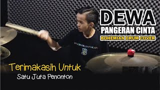 Download lagu DEWA 19 - PANGERAN CINTA | Bohemian Drum Cover